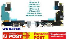 Charging Port Dock Connector Flex Mic Audio Jack Apple iPhone 5 5S 5C 6 | 6 Plus