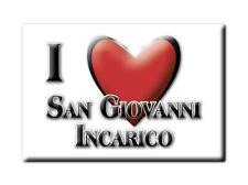 CALAMITA LAZIO FRIDGE MAGNET MAGNETE SOUVENIR LOVE SAN GIOVANNI INCARICO (FR)--