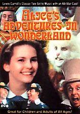 Alice's Adventures in Wonderland (DVD, 2006) BRAND NEW Slim Case