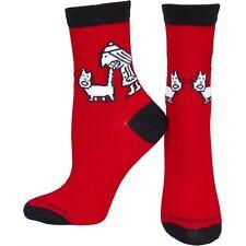 Just Plain Mean - Tail Bite Womens Socks