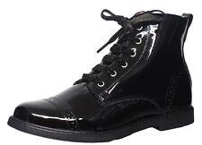 Pom d'Api City Brogue Leder Boots Stiefeletten Schuhe Mädchen Gr.32 - 38 Neu