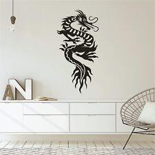 Chinesische Drachen Wandtattoo Dragon Asien China Drache Wandaufkleber Deko24