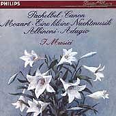 Pachelbel: Canon; Mozart: Eine kleine Nachtmusik; Albinoni: Adagio (CD, Oct-1983