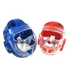 Boxing Training Face head Protective Gear Helmet Headgear Guard MMA Kickboxing