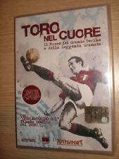 DVD TORO NEL CUORE LEGGENDA GRANATA TORINO CONTIENE CASALE-TORINO 0-1 DEL 1929