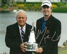 MARTIN LAIRD signed PGA GOLF 8X10 PHOTO with COA