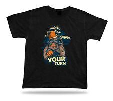 Your Turn Big Foot Top Hat Monkey stylish tshirt design awesome cool birthday