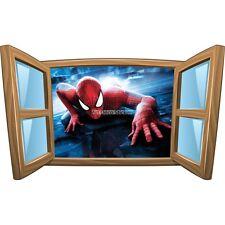 Adesivo bambino finestra Spiderman ref 989 989