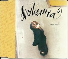 MAE MOORE Bohemia 4TRX w/Purple & EXTENDED MIXS PROMO DJ CD THE CHURCH Produced