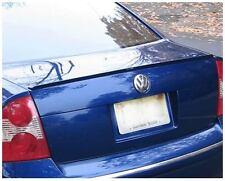 VW Jetta mk4 M3 type REAR TRUNK SPOILER Lip REFLEX SILVER (color LA7W) Bora GLi