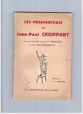 """""""JEAN-PAUL CHOPPART"""" M. LAHY-HOLLEBECQUE. (19--?)"""