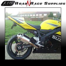 Suzuki GSXR 1000 2000-2004 K1 K2 K3 K4 A16 Stubby Stainless Exhaust SC