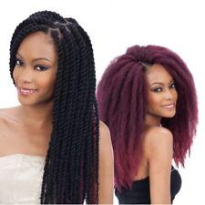 "FreeTress Equal Cuban Twist Braid 16"" Double Strand Style Braiding Hair"