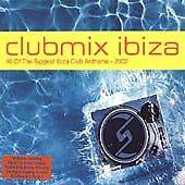 """Club Mix Ibiza 2002"" - Trance-Garage House Mix - BRAND NEW 2CD"