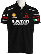 POLO DUCATI PRAMAC maglietta felpa ALFA ROMEO t-shirt maglia bmw honda ktm NE
