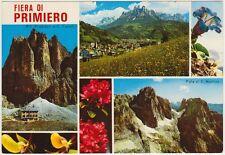 FIERA DI PRIMIERO - VEDUTINE (TRENTO) 1977