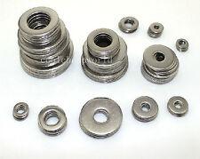 Stainless Steel Flat Washer Plain Gasket M1.6 M2 M2.5 M3 M4 M5 M6 M8 M10