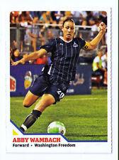 2010 MLS Abby Wambach Washington Freedom soccer WPS