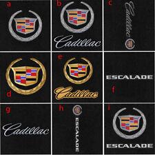 New Lloyd Mats 3 piece Floor Mat Set 2007-2014 Cadillac Escalade EXT Model Black