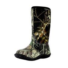 "Bogs Boots Boys Kid 11"" Classic Camo Rubber WP Mossy Oak 61672"