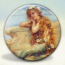 Serene Mermaid Pocket Mirror tartx