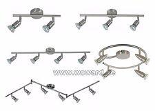 WOW LED DeckenLampe Wandlampe Spot Lampe 4w 5w 6w GU10 230V Leuchte Beleuchtung