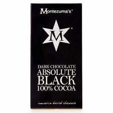 MONTEZUMA'S barre de chocolat 100 g Assortiment Saveurs-Dark-Lait-Blanc