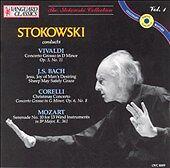 Vivaldi / J. S. Bach / Corelli / Mozart
