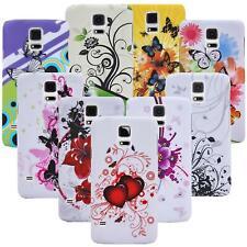 GUSCIO protettivo per Samsung Galaxy Custodia Cellulare Cover Posteriore Case mobile con motivo