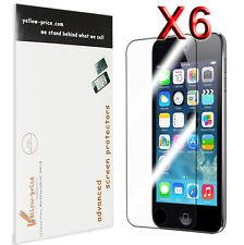 3~12pcs High Sensitivity Screen Protectors for Apple iPod Touch [5th & 6th Gen]