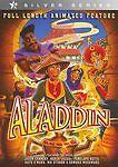 Aladdin (DVD, 2006) Derek Jacobi, Jason Connery, Kate O'Mara *FREE Shipping*