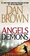 Angels & Demons (Robert Langdon) by Dan Brown, Good Book