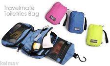 Hanging Travel Mate Toiletry Kit Bag organizer bath