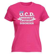 J'ai OCD Obsessive Cruising trouble T-shirt femme voile Cadeau Anniversaire