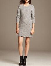 NWT Banana Republic New $110 Women Striped French Terry Dress Size 10P, 10, 12