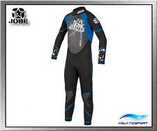 Kinder Neopren Full Suit Neoprenanzug Surfanzug Bade Anzug Jobe blau