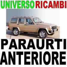 PARAURTI ANTERIORE CENTRALE NERO JEEP CHEROKEE 84-01