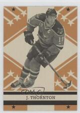 2011-12 O-Pee-Chee Retro #16 Joe Thornton San Jose Sharks Hockey Card