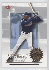 2001 Fleer Authority #113 Elpidio Guzman Los Angeles Angels Rookie Baseball Card