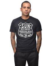 Rock Steady Clothing Sun Records Highway Männer 50er Rockabilly T-Shirt