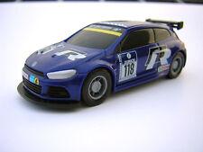 VW Scirocco 3 GT24, Minichamps, blau