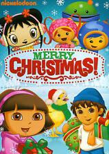 Nickelodeon Favorites: Merry Christmas (DVD, 2011)