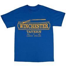 Winchester Tavern Shaun Of The Dead Inspired T-Shirt 100% Cotton Simon Pegg