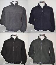 MAGLIA felpa PILE UOMO TAGLIE FORTI taglia 3XL 4XL 5XL 6XL giacca calibrata OVER