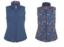 New! Ladies S/S 19 Toggi Dariana Reversible Gilet - Midnight Blue - UK 10 / 20