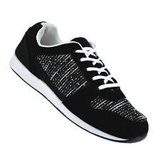 Señoras Mujer Casual Correr Gimnasio Caminar Deportes Fitness Zapatillas Zapatos Talla