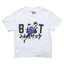 BAIT x Naruto BAIT Sasuke Youth Tee white