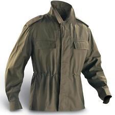 Mens 100% Genuine Military Field Army Combat Jacket BDU Coat Vintage Surplus