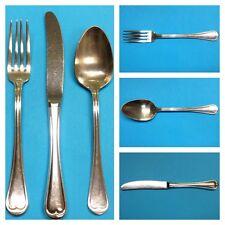 Besteck WMF 60 er Silber 16 Teile Silberbesteck