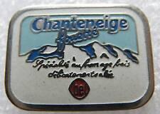 Pin's Fromage spélcialité frais Le Chanteneige Fouetté #300